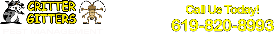 Critter Gitters Logo